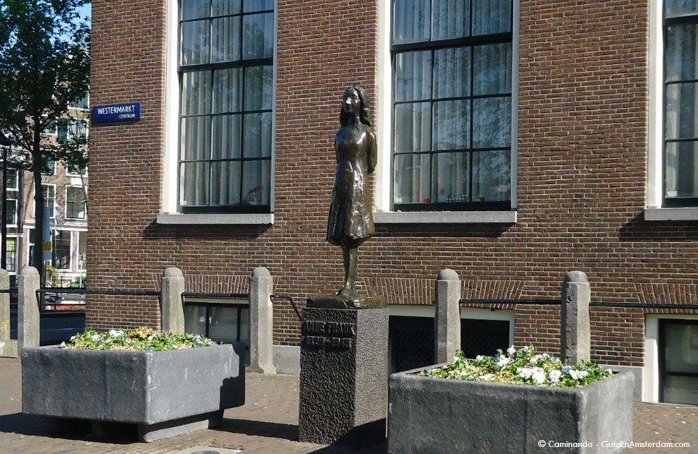 Monumento a Ana Frank