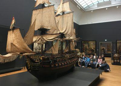 Rijksmuseum Amsterdam Tour en español
