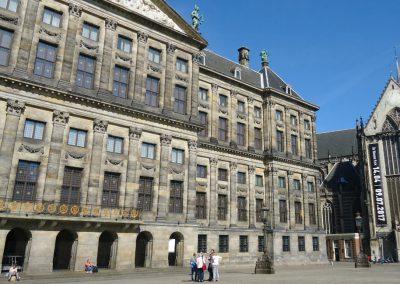 Palacio Real Amsterdam visitas guiadas en español