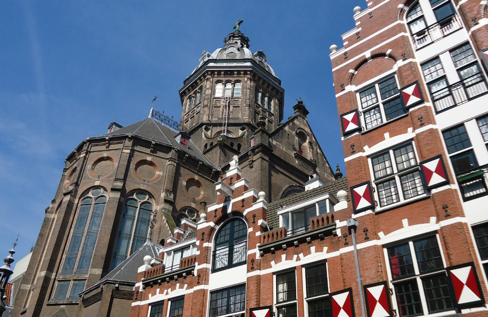 Iglesia Vieja Amsterdam visitas guiadas en español