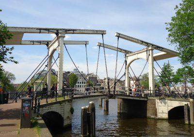 Tour Amsterdam en bicicleta