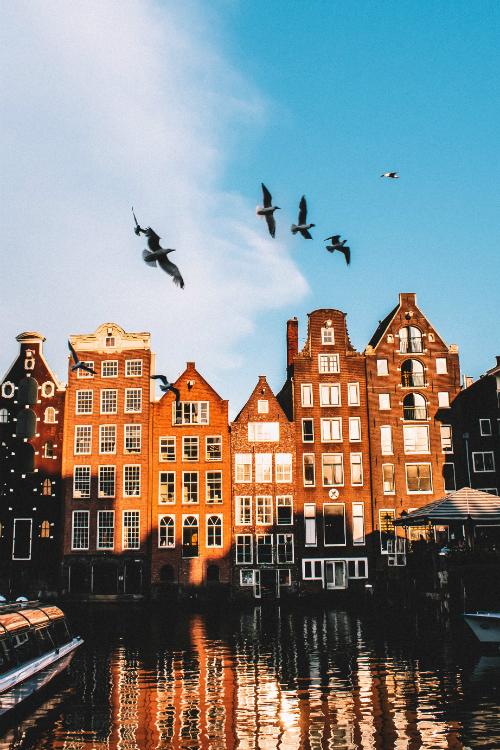 Amsterdam visitas guiadas en español