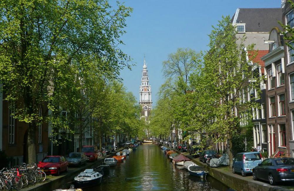 Ronda Nocturna en Amsterdam tour en español