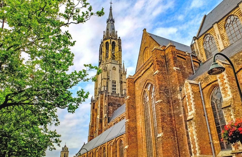 Delft tour en español