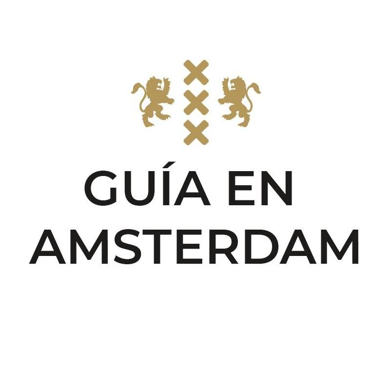 Logo Guía en Amsterdam tours en español