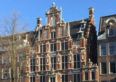 Tour Canales Jordaan Amsterdam